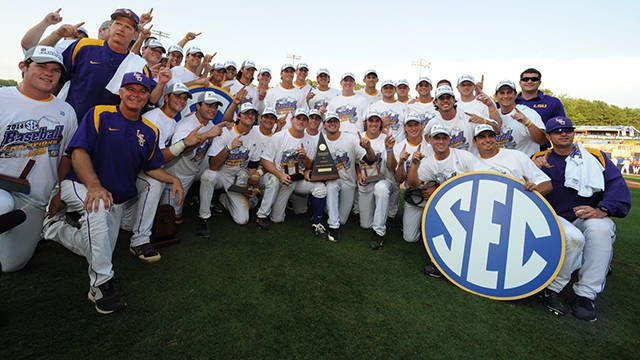 McMullen Gives Baseball 11th SEC Tournament Title
