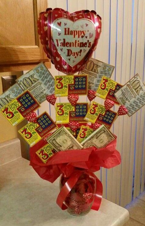 649 Lottery Lottery Tickets Gift Boyfriend And Diy Birthday T