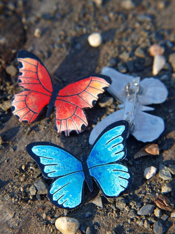 Check out this item in my Etsy shop https://www.etsy.com/listing/223530540/butterfly-effect-hand-painted-stainless