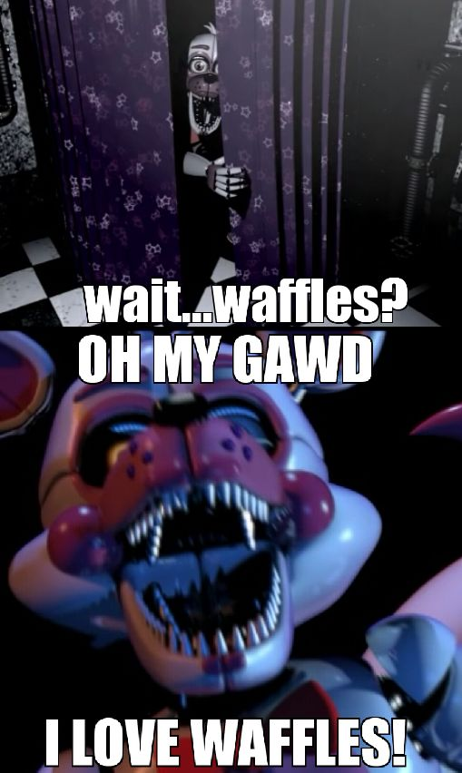 funtime freddy |Tumblr<<<<< that's Funtime Foxy you unsocial swine.