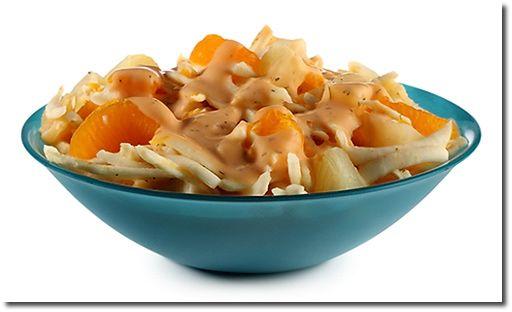 Amerikanischer Sellerie Salat Rezept