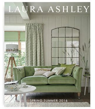 Free Catalogue At Laura Ashley