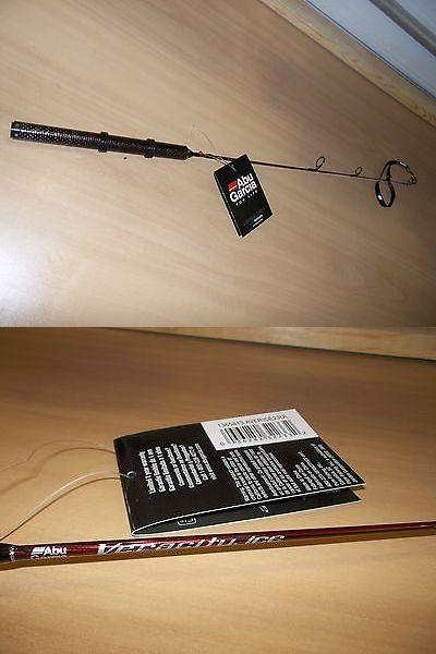 Ice Fishing Rods 179947: Abu Garcia Veracity Ice 23 Inch Ultra Light Spinning Rod #Averice23ul -> BUY IT NOW ONLY: $34.99 on eBay!