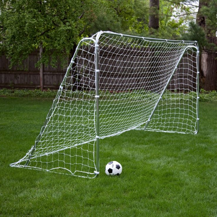 Franklin Tournament Steel Portable Soccer Goal - 12' x 6' - Whether you need a goal for tournament-level play or perhaps just for your backyard, look no further. The Franklin Tournament Steel Portable Socce...