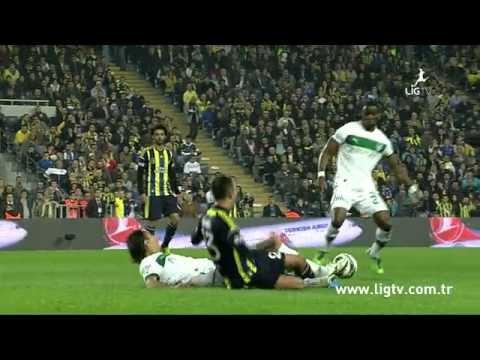 Fenerbahçe 4-1 Bursaspor Geniş Özet / 10.03.2013