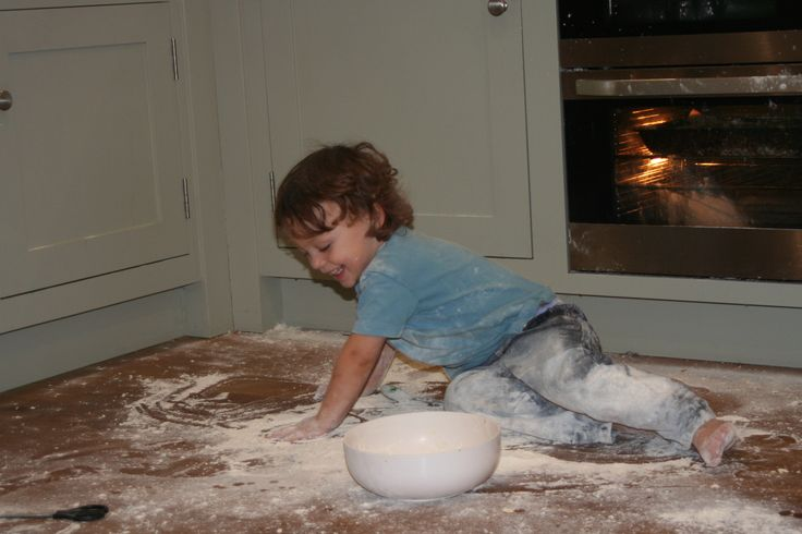 Freedom with flour