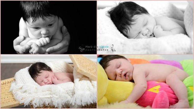 cute newborn photos session