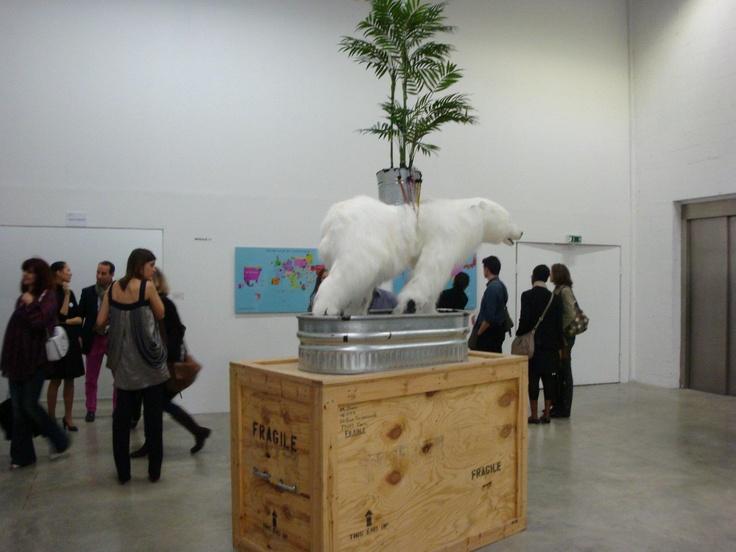 1st edition – May 14th to 17th, 2009  Palais de Tokyo - Paris / Consumer - 1.618 Art exhibition / Designer : Mark Dion