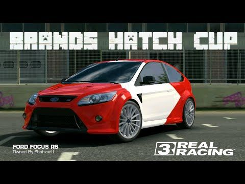 Real Racing 3: Brands Hatch Cup - Android Gameplay #2   Mobile