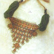 Heritage Necklace   Antique Gold Necklaces for Women