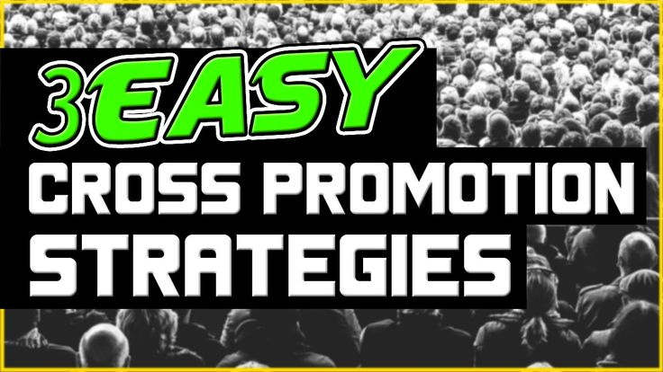 Learn 3 EASY strategies to Cross Promote Your Youtube Videos and Go Viral! Click here to watch >> https://www.youtube.com/watch?v=2Wos9Ei83mM