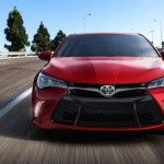 The 2015 Toyota Camry Makes Stunning Debut at NYIAS