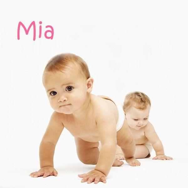 Knud Bielefeld ist Hobby-Namensforscher und Betreiber der Website beliebte-vornamen.de. Weil keine amtliche Vornamensstatistik in Deutschland veröffentlicht wird, ermittelt Knud Bielefeld die am häufigsten in Deutschland vergebenen Vornamen selbst. Für seine Top 1.000 2011 hat er dafür knapp 163.000 Geburtsmeldungen aus ganz Deutschland ausgewertet, ca. 24% aller 2011 in Deutschland geborenen Babys.Auf Platz 1 der Mädchennamen 2011 steht Mia. Und der Vorname Mia hält sich auch in den…