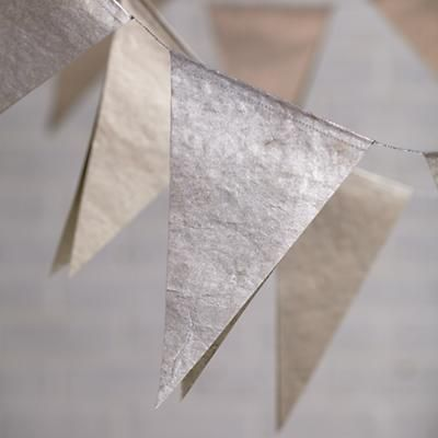 Metallic Pennants
