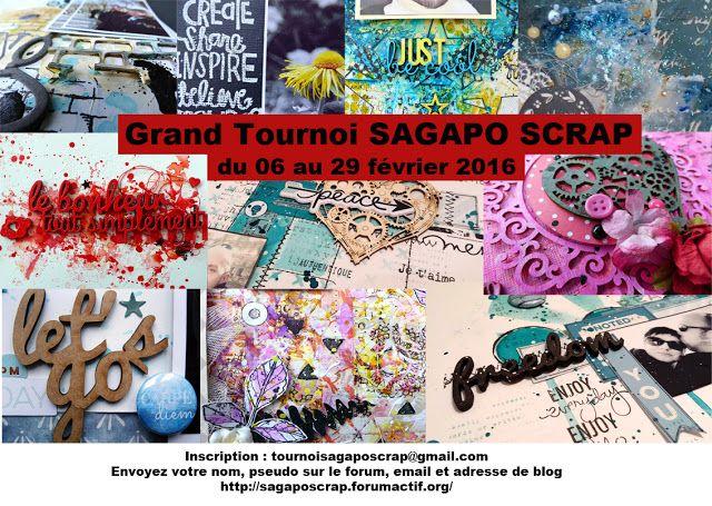 Sagapo-Scrap : Le blog ! : TOURNOI SAGAPO SCRAP : Série TV et Films