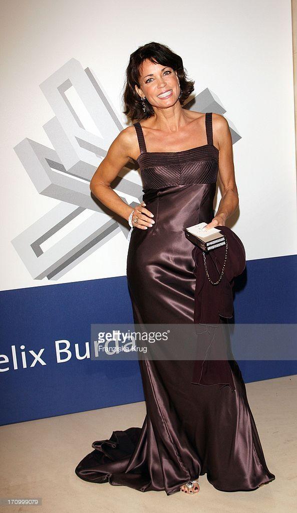 Schauspielerin Anja Kling Bei Der Verleihung Des 'Felix Burda Award' Von Der Felix Burda Stiftung Im Hotel Adlon In Berlin Am 060408
