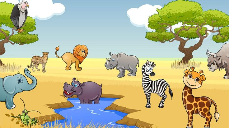 Kids Join Dots Savannah Animal - Android Apps on Google Play