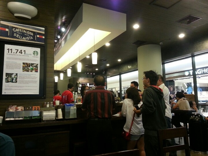 Starbucks Plaza Indonesia