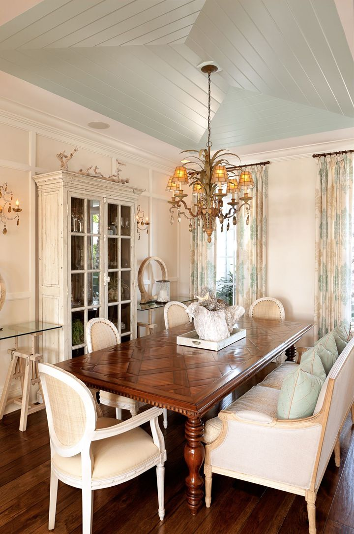 Blue Sky Environments Interior Decor. Dining Room ... Part 49