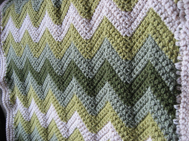 Baby Knitting Free Patterns : 17 Best images about **Crochet Ripple, Chevron, & Zig Zag Afghans #1 on P...