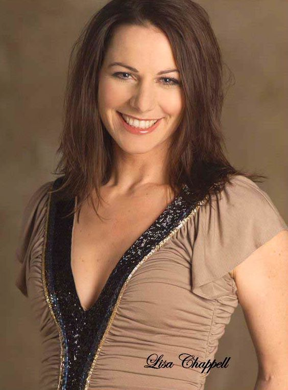 Lisa Chappell (TV Star), she is best known for playing Claire McLeod on the Nine Network drama series McLeod's Daughters (Australian based TV hit series). Born in Auckland, New Zealand.