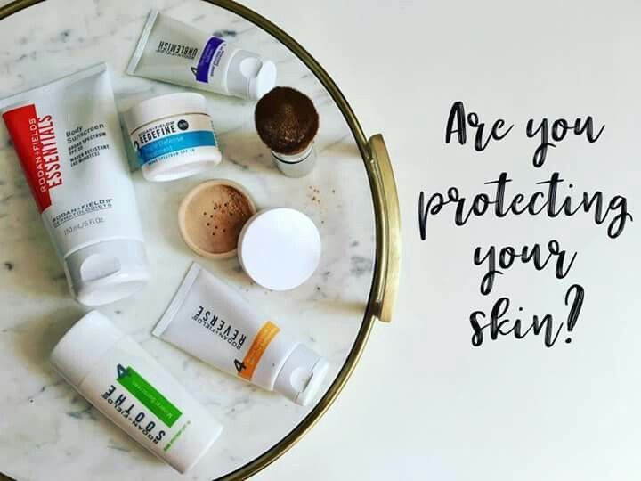 Every skincare routine should end with a product with SPF to protect from sun damage! Rodan + Fields has a variety of sunscreens for all skin types! Which one is right for you? Use the Solution Tool for a personalized recommendation on the perfect products for you!