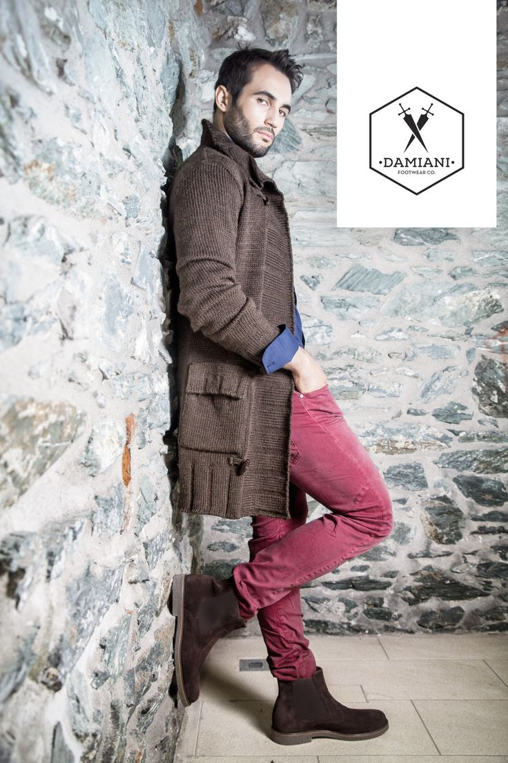 Damiani casual shoes campaign F/W 13-14 #collection1314 #damiani #fashion #mensfashion #casualshoes #winter14 #leathershoes #suedeshoes #boots