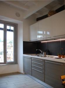 Apartments in Rome - Kitchen, Vicolo del Bologna - Trastevere