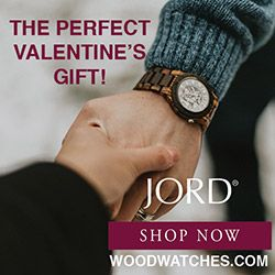 Check out these great watches by JORD Wood watches.