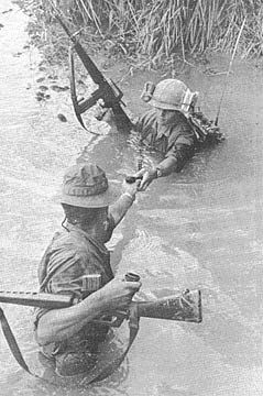 25th Infantry Division Tropic Lightning Vietnam War. #VietnamWarMemories