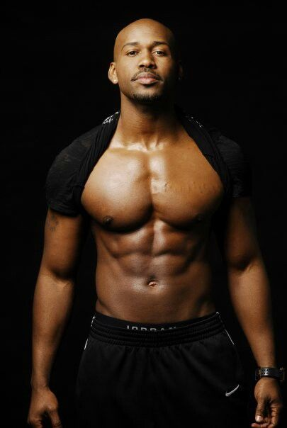 Dolvett Quince from the biggest loser. He can whip my butt but into shape anytime