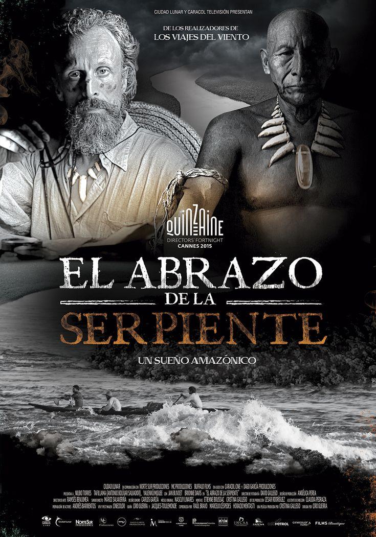 El abrazo de la Serpiente Director: Ciro Guerra 2015