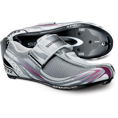 Shimano wt52 spd-sl #womens #triathlon #shoes in white and purple size 37, purple,  View more on the LINK: http://www.zeppy.io/product/gb/2/131958681582/