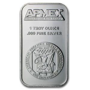 Buy Silver Online | Buy 1 oz APMEX Silver Bars | APMEX.com