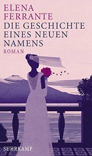 Mein Tagebuch: Ich lese gerade Elena Ferrante-Die Geschichte eine...