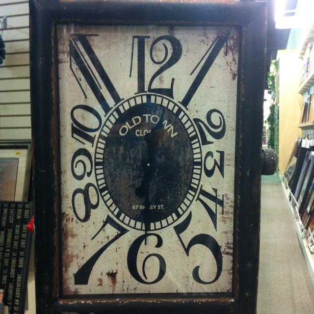 Wall Clock. Gordmans. Love It