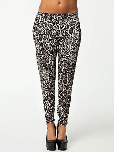 London Pants - Womanize - Grå - Byxor & Shorts - Kläder - Kvinna - Nelly.com