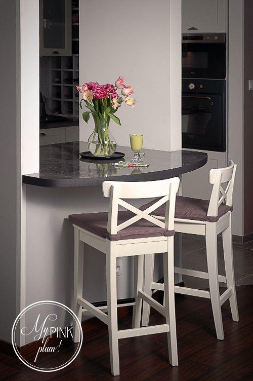 http://my-pink-plum.blogspot.com/ my white & scandinavian style kitchen