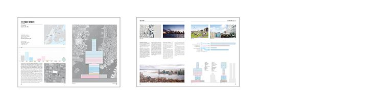 OMA. 111 First Street. Jersey City, USA #hybridbuildings #edificioshibridos Published in THIS IS HYBRID http://aplust.net/tienda/libros/%20%20%20%20%20/This%20is%20Hybrid/