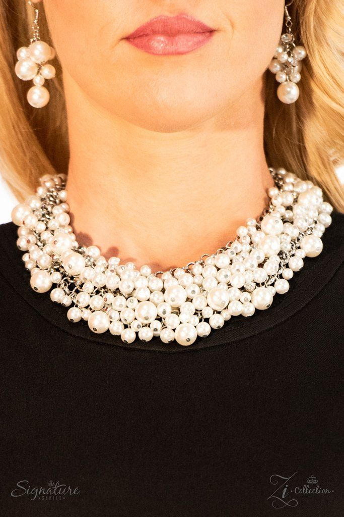 Paparazzi Jewelry Reviews 2018 : paparazzi, jewelry, reviews, Paparazzi, Jewelry, Collection, Signature, Series, TRACEY, Accessories, Thick, Silver, Chains,, Necklace,