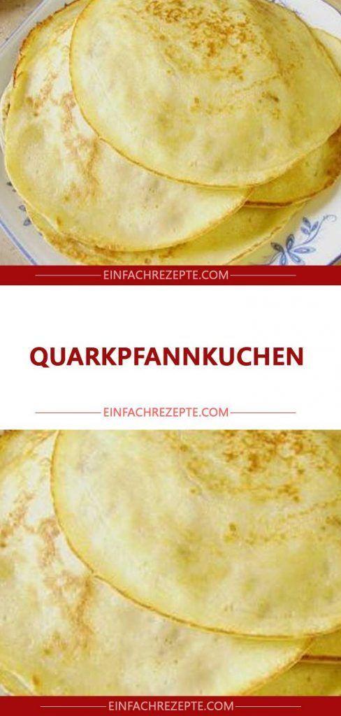 Quarkpfannkuchen 😍 😍   – Rezepte
