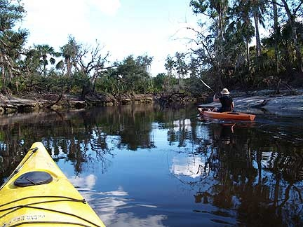 Canoe the Peace River, Florida