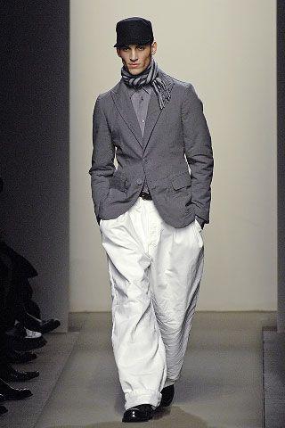 Bottega Veneta | Fall 2008 Menswear Collection | Style.com