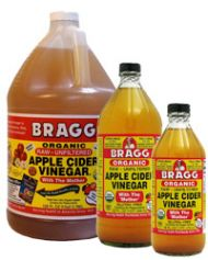 Apple cider vinegar  Try adding a teaspoon of apple cider vinegar to every 8 oz. glass of water you drink throughout the day. If you maintain the daily intake of 64oz. of water, you will start to see the pounds shed fast! Detoxification: If you are looking for a healthy detox, look no further than apple cider vinegar. Combine 1 ½ cups apple cider vinegar with one gallon of water and drink throughout the course of a day for an overall body and kidney