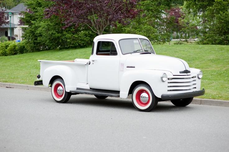 1951 Chevy Truck. All original.