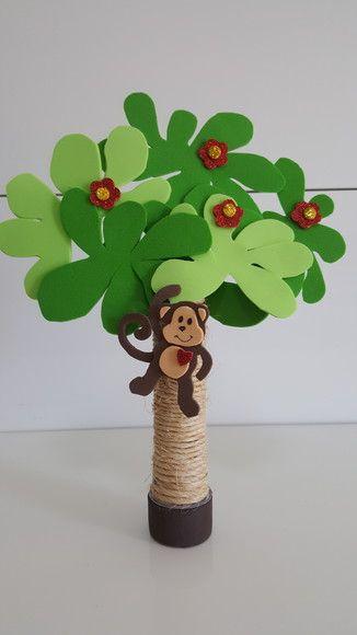 938f09674f Compre Tubete Árvore tema Safari   Selva