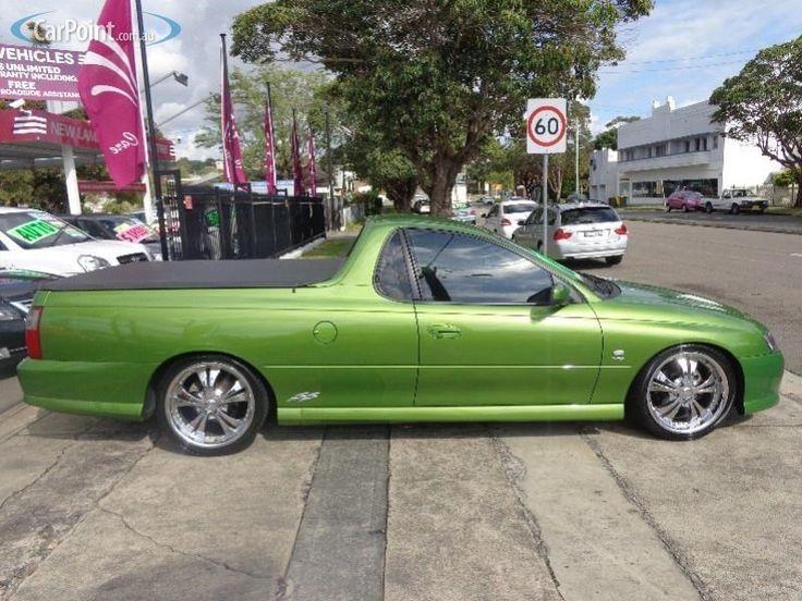 2003 Holden Ute VY SS