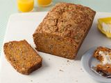 This is the best recipe for pumpkin bread with FRESH pumpkin. My kids inhaled a whole loaf after school in one day! =)
