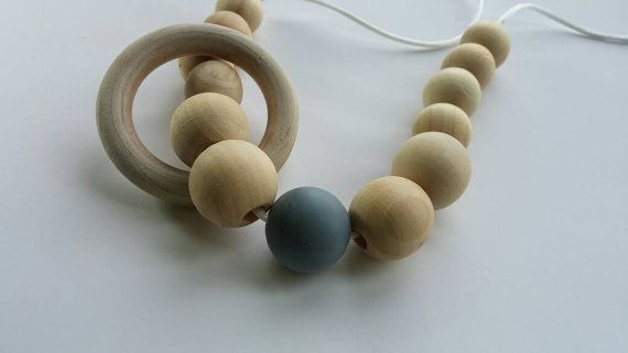 Hey, I found this really awesome Etsy listing at https://www.etsy.com/ca/listing/279517012/silicone-and-wood-nursing-necklace