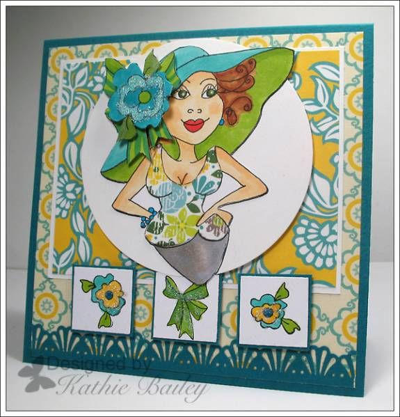 Jane Adams by kassieb - Cards and Paper Crafts at Splitcoaststampers